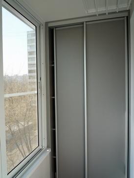 Шкафы, тумбы и другая мебель для балконов.