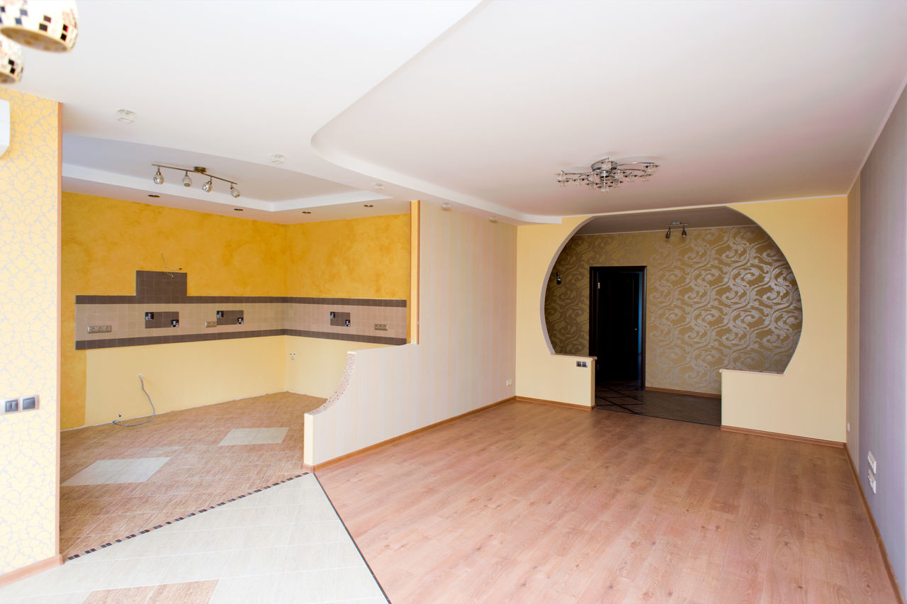 Ремонт и отделка квартир под ключ в новостройке, Ставрополь