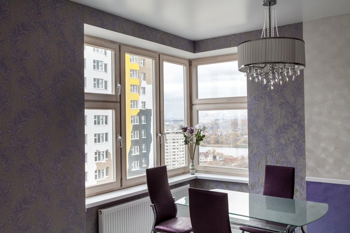 Расцветки панелей при отделке и утеплении балконов и лоджий.