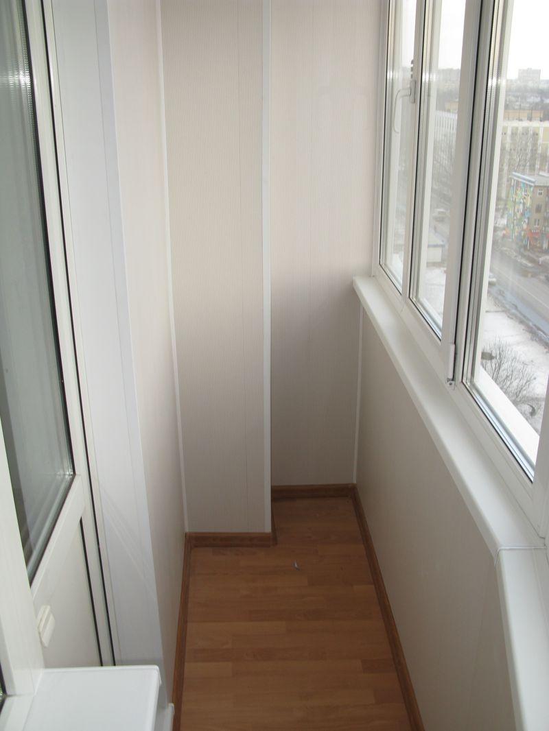 Ремонт балконов 93 серии фото. - остекление лоджий - каталог.
